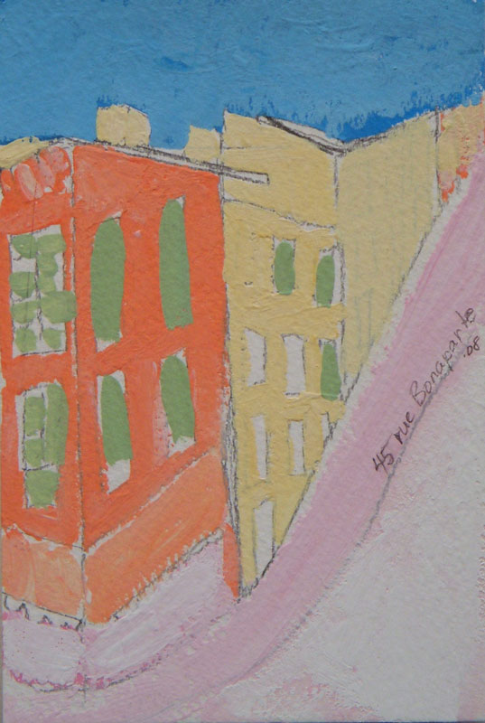 45 rue Bonaparte #2